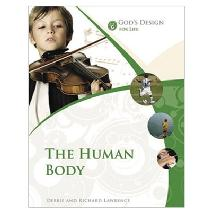 The Human Body Student Textbook-1st Edition Image